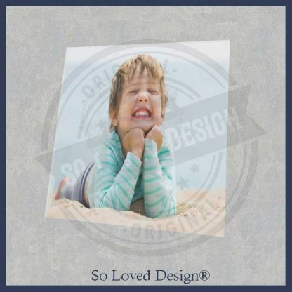 tegeltjes laten bedrukken met eigen foto of tekst copyright So Loved Design®
